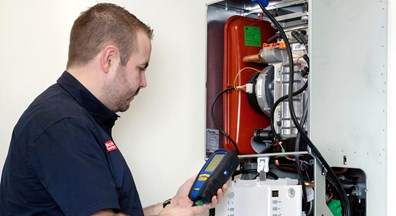 Boiler servicing Edinburgh